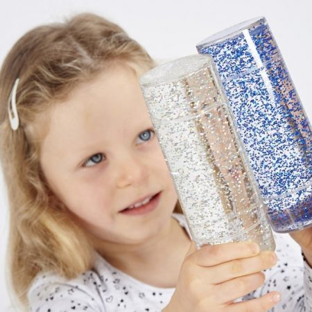 sensory-glitter-storm-set-pk3 in action