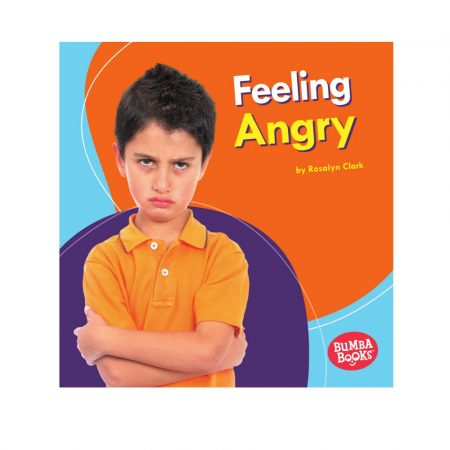 Feeling Angry by rosalyn clark