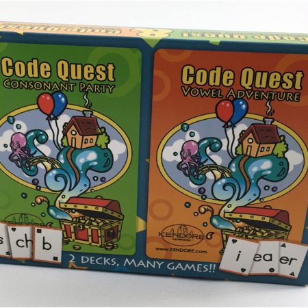 Code Quest Card Deck