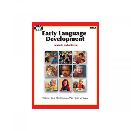 Early Language Development Book - Super Duper