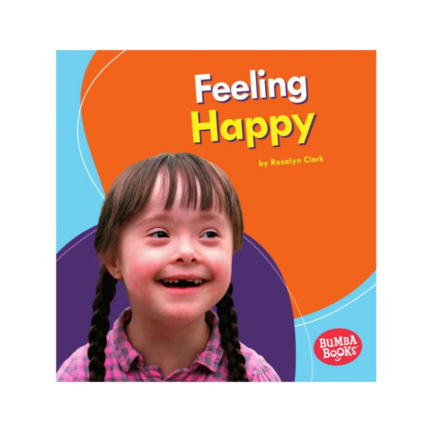 Feeling Happy by rosalyn clark