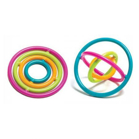 Gyrobi Multi-Colour Fidget Toy