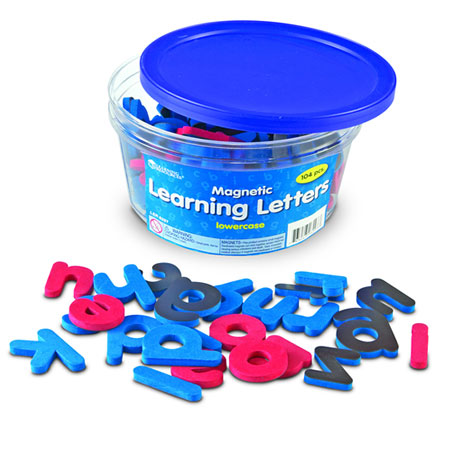 Magnetic Letters in action
