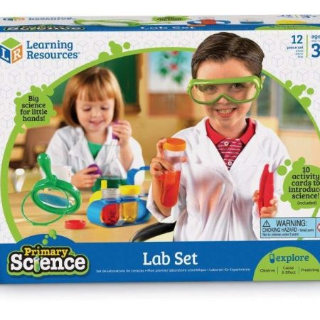 Science Lab Set packed